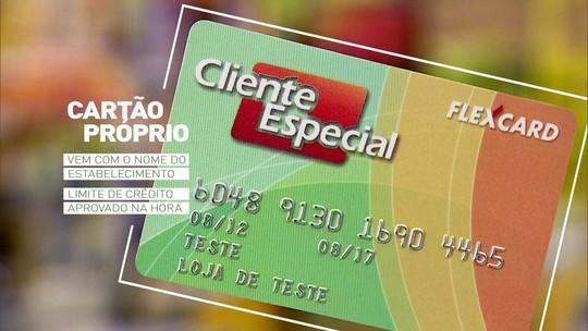 Cartão de crédito das lojas reforçam relacionamento com os clientes
