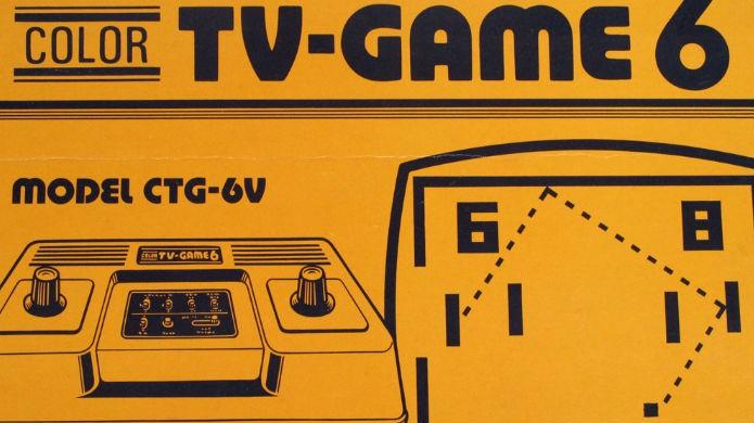 A caixa do Color TV-Game 6 em maiores detalhes (Foto: Reprodução/Before Mario)
