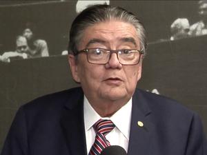 Deputado federal José Augusto Curvo (PSD) (Foto: Reprodução/Facebook)