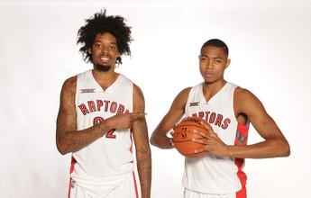 Toronto Raptors renova contratos de Lucas Bebê e Bruno Caboclo até 2018