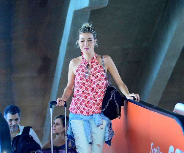Luiza Possi (Foto: William Oda / AgNews)