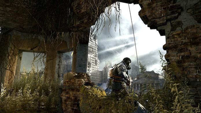 Metro: Last Light é um dos games do Summer Sale (Foto: Reprodução)