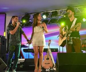 Os integrantes da banda Melim uniram o talento em 2016 (Foto: Arquivo pessoal)