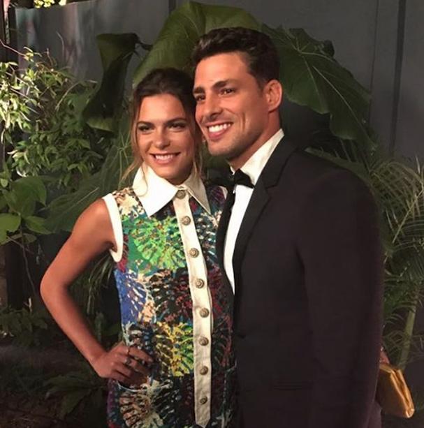 Cauã Reymond e Mariana Goldfarb (Foto: Reprodução Instagram)