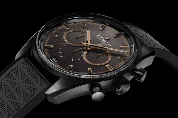 Relógio Zenith em parceria com a Range Rover (Foto: Divulgação)