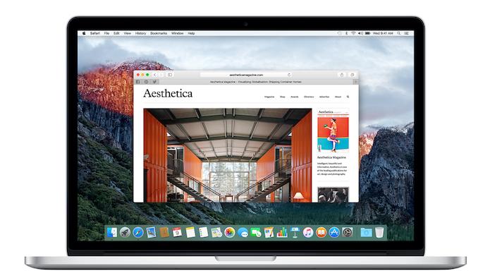 Como limpar o cache do Safari no Mac (Foto: Divulgação/Apple)