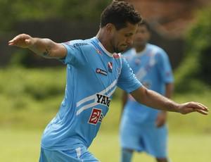 Eduardo Ramos, meio-campista do Paysandu (Foto: Marcelo Seabra/O Liberal)