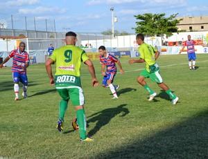Sousa 0 x 1 Fortaleza - Copa do Nordeste (Foto: Jefférson Emmanoel / Globoesporte.com/pb)