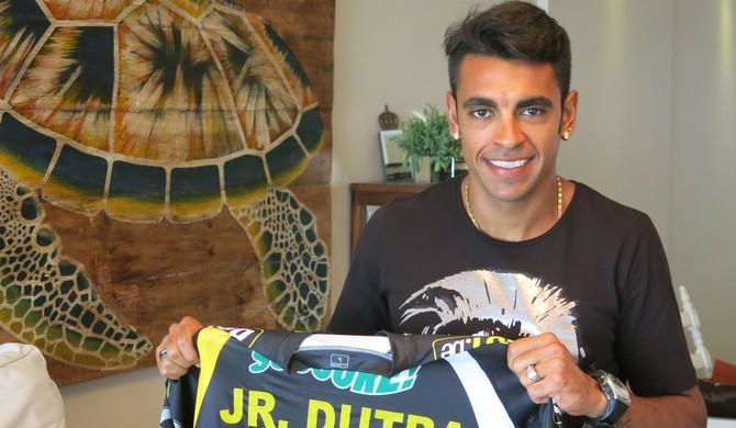 Junior Dutra (Foto: Antonio Marcos)