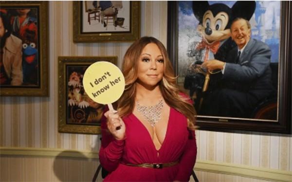 Mariah Carey (Foto: Twitter)