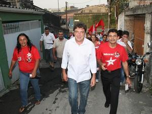 O candidato do PT à Prefeitura de Santo André, Carlos Grana (Foto: Divulgação/Campanha)