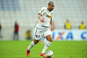 Emerson Botafogo e Atlético-pr (Foto: Getty Images)