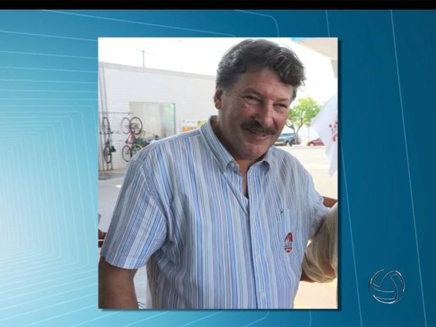Oscar Goldoni, ex-prefeito de Ponta Porã (Foto: Reprodução/ TV Morena)
