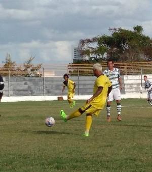 treze, amistoso, sport campina (Foto: Divulgação / Treze)