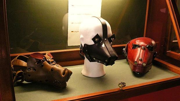Mascara museu