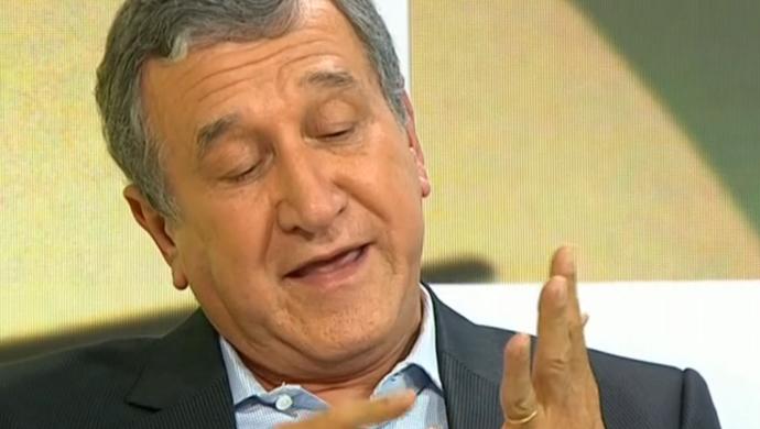 Carlos Alberto Parreira (Foto: Reprodução do SporTV)