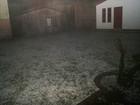Granizo danifica cerca de  400 propriedades rurais em Putinga, RS