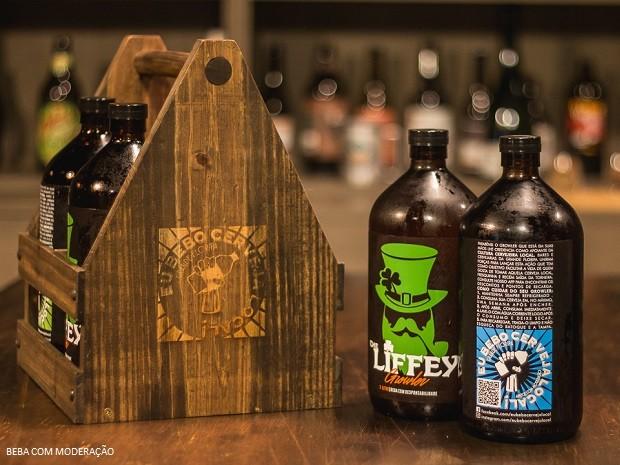 Cervejeiros growler Floripa 2 (Foto: Divulgação)