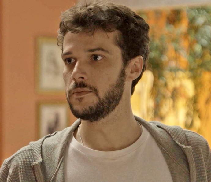 Giovanni decide abrir o jogo com Camila (Foto: TV Globo)