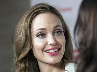 Angelina Jolie em evento em Nova York, nos Estados Unidos (Foto: Reuters/ Agência)