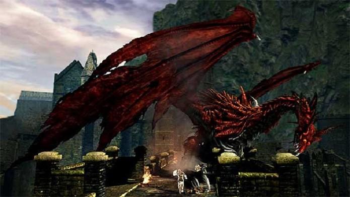 O temível Hellkite Dragon (Fonte: Divulgação)