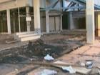 Donos do antigo shopping Tropical aceitam demolição em Araraquara, SP