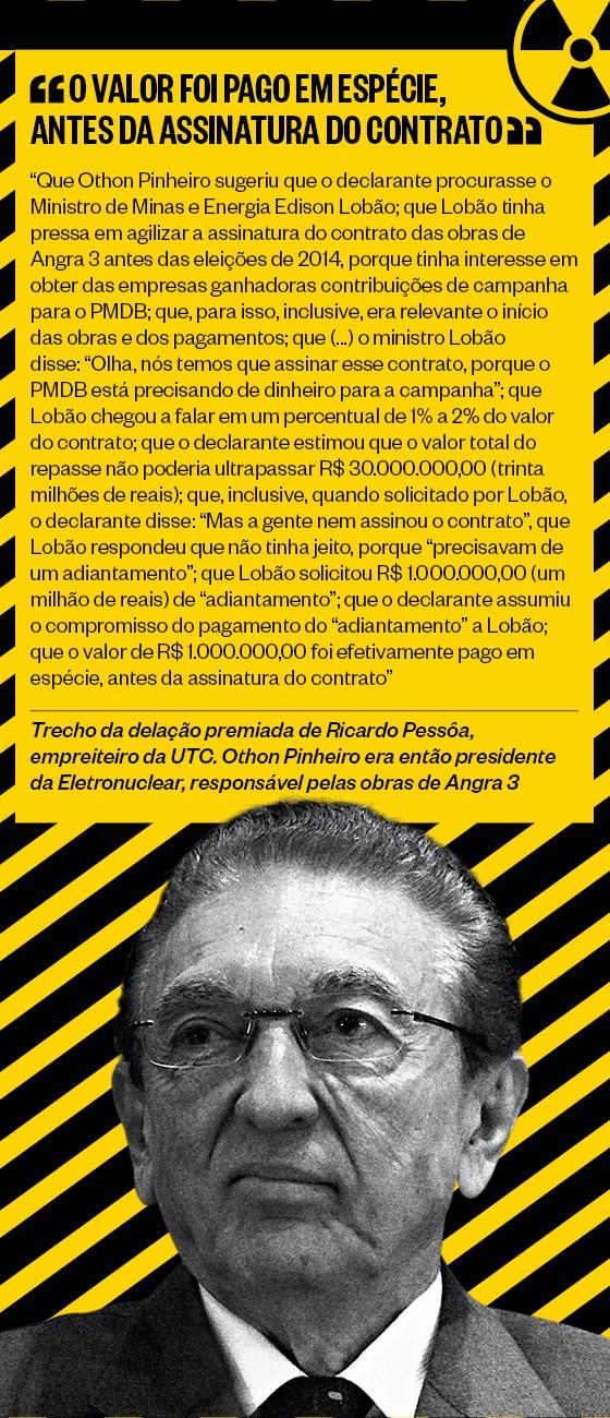 Edison Lobão  (Foto: Givaldo Barbosa/Agência O Globo)
