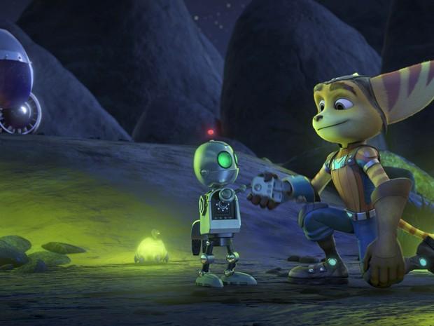 O herói vai contar com o apoio do robô Clank (Foto: Divulgação/Constantin Film)