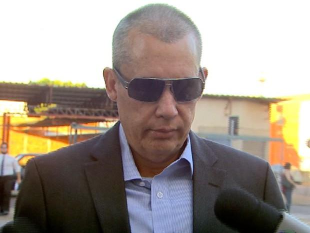 O empresário Marcelo Plastino foi acusado de ser beneficiário de fraudes em licitações (Foto: Reprodução/EPTV)
