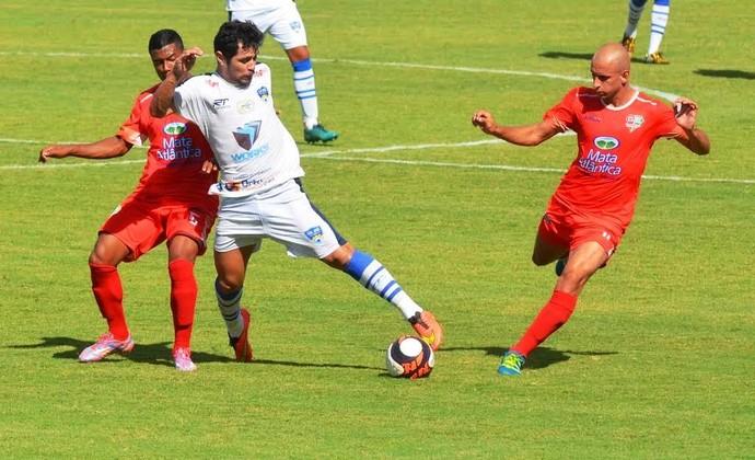 Bruno Donizete São José dos Campos Grêmio Osasco (Foto: Tião Martins/TM Fotos)