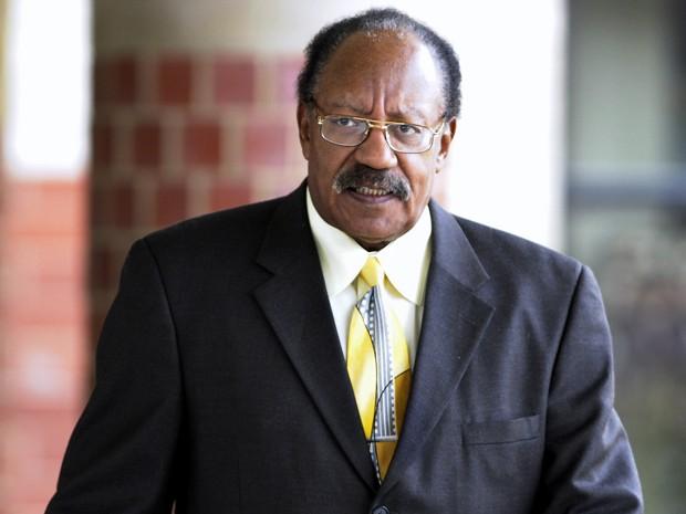 Bobby Rogers em foto de 2009 (Foto: Todd McInturf/The Detroit News/AP)