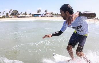 Competidores se preparam para etapa de abertura do Cearense de Surfe