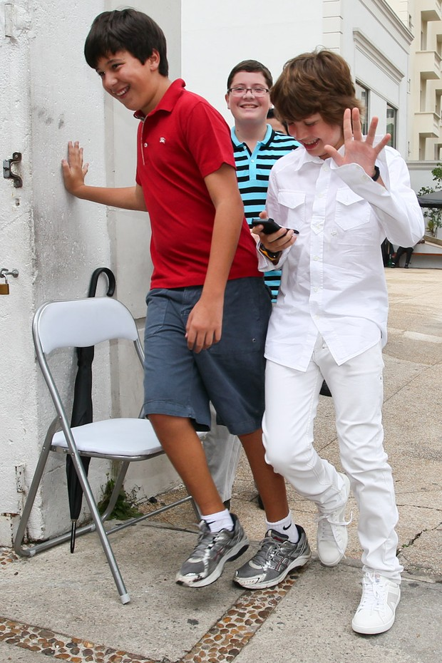 Lucas Jagger (Foto: Manuela Scarpa/Foto Rio News)