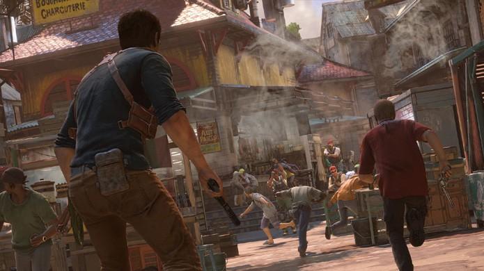 Uncharted 4: A Thiefs End promete gráficos ainda mais incríveis no PlayStation 4 (Foto: Reprodução/N4G)