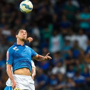 Leandro Damião; Cruzeiro (Foto: Fred Magno/Light Press)