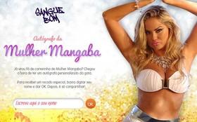 É fã da Mulher Mangaba? Pegue o autógrafo da fruta mais querida do Brasil