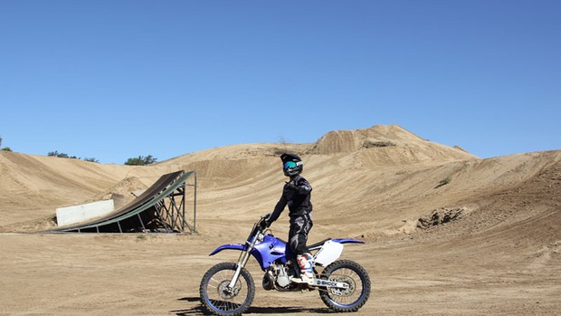 BLOG: Motocross Estilo Livre - EXCLUSIVO! Especial Pistas de FMX na Califórnia: Fitzland - de José Gaspar...