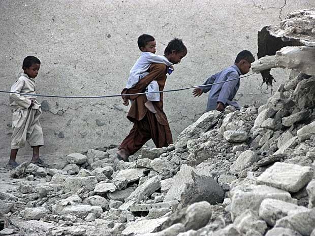 Resultado de imagem para terremoto no paquistão 2017
