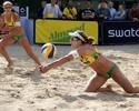 Brasil avança à fase eliminatória com cinco duplas femininas em Hamburgo