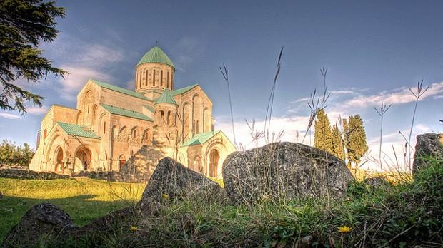 Kutaisi, Geórgia  (Foto: Roberto Strauss/Flickr )