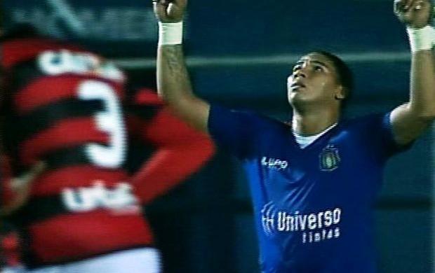 São Caetano x Atlético-GO - Série B (Foto: Reprodução / PFC)