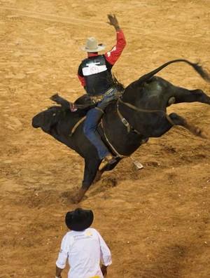 Cláudio Crisóstomo conquista título internacional de Barretos (Foto: Érico Andrade)