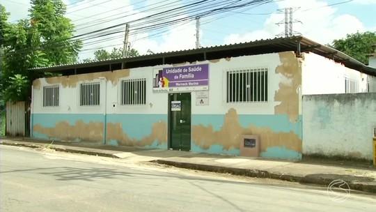 Moradores se queixam de posto de saúde improvisado em Três Rios, RJ