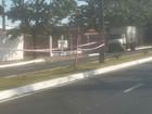 Casal morre após moto bater contra placa de sinalização e poste em Jaú