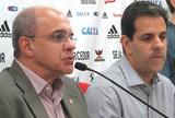 Novo vice de futebol do Flamengo fala em desafio e reestruturação para 2015