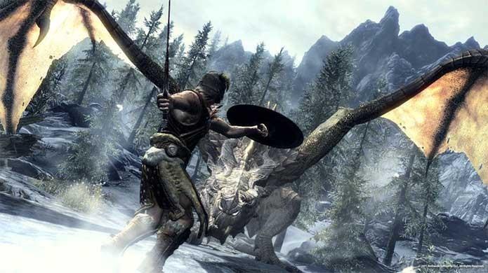 The Elder Scrolls 5: Skyrim (Foto: Divulgação/Bethesda)