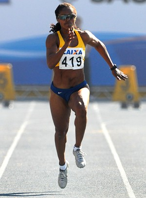 Atletismo Lucimar moura troféu Brasil (Foto: Agência Luz / BM&FBOVESPA)