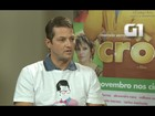 'Crô não vive sem improviso', diz Marcelo Serrado sobre personagem