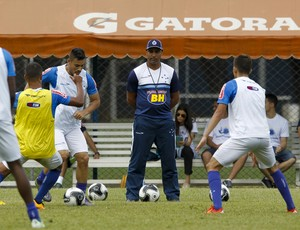 Cruzeiro; Deivid (Foto: Washington Alves/Light Press)