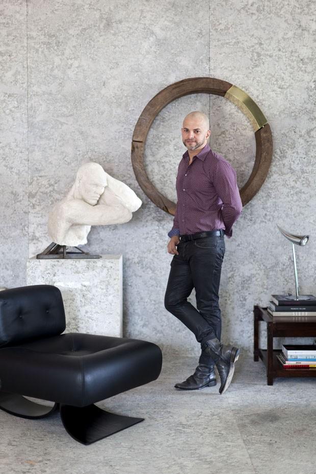 Editorial Osvaldo Tenório (Foto: Filippo Bamberghi)